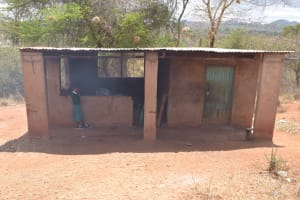 The Water Project: AIC Mbao Primary School -  Kitchen