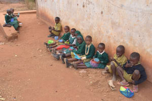 The Water Project: AIC Mbao Primary School -  Lunch Break