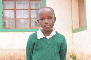 The Water Project: AIC Mbao Primary School -  Student Makena
