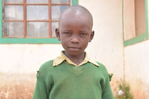 The Water Project: AIC Mbao Primary School -  Student Mumo