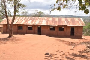 The Water Project: AIC Mbao Primary School -  School Compound