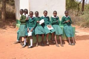 The Water Project: AIC Mbao Primary School -  Schoolgirls