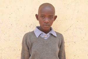 The Water Project: Kithoni Primary School -  Mbinya Kyalo