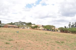 The Water Project: Kithoni Primary School -  School Compound