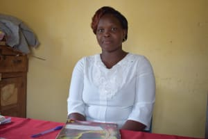 The Water Project: Kithoni Primary School -  Stella Kimanthi