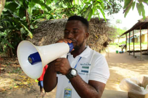 The Water Project: Mapitheri, Port Loko Road -  Training Facilitator