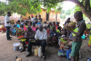 The Water Project: Mapitheri, Port Loko Road -  Training Participants