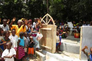 The Water Project: Mondor Community -  Dedication Ceremony