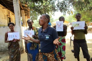 The Water Project: Mondor Community -  Facilator Leading The Training
