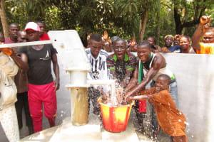 The Water Project: Mondor Community -  Splash