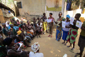 The Water Project: Mondor Community -  Training