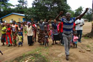 The Water Project: Moniya Community -  Celebrating The Well