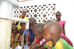 The Water Project: Moniya Community -  Kids Having Some Fun