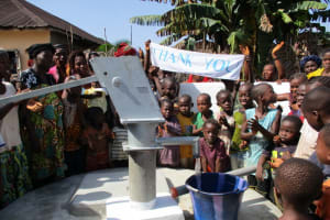 The Water Project: Lungi Town, 112 Alimamy Seray Modu Road -  Water