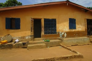 The Water Project: Tholmossor, Amputee Camp -  Household Compound