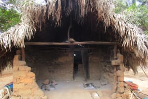 The Water Project: Tholmossor, Amputee Camp -  Kitchen