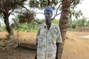 The Water Project: Tholmossor, Amputee Camp -  Mohamed Jalloh