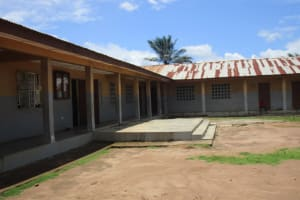 The Water Project: Tholmossor, Amputee Camp -  Pure Life Pre Primary School