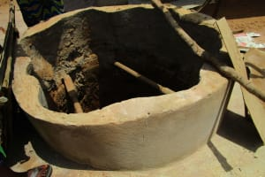 The Water Project: Lungi, Suctarr, 10 Khalil Lane -  Broken Well