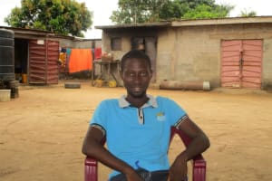 The Water Project: Kasongha, 8 BB Kamara Street -  Mohamed Kanu