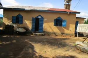 The Water Project: Kasongha, 8 BB Kamara Street -  Mosque