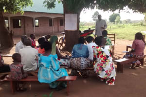 The Water Project: Hamis Water Source Pakanyi Community -  Ongoing Training