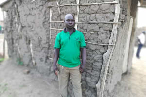 The Water Project: Alimugonza Community A -  Mr Ozele James