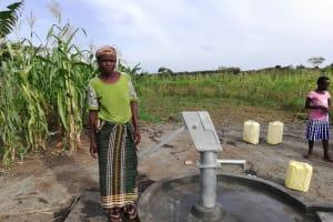 The Water Project: Alimugonza Community A -  Mrs Namono Allen