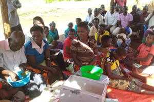 The Water Project: Katugo Community -  People At Training Session