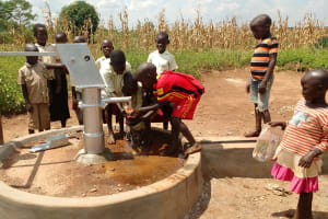 The Water Project: Katugo Community -  Reliable Water