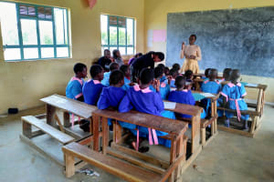The Water Project: Naliava Primary School -  Training