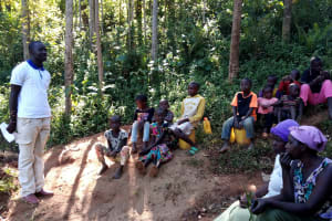 The Water Project: Chepnonochi Community, Chepnonochi Spring -  Training