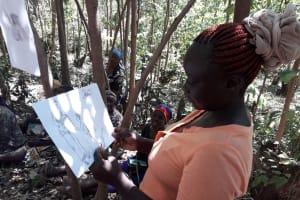 The Water Project: Upper Visiru Community, Wambosani Spring -  Training