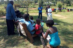 The Water Project: Elutali Community, Obati Spring -  Training