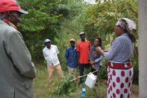 The Water Project: Ilinge Community E -  Handwashing Training