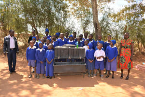 The Water Project: Kyaani Primary School -  Student Health Club
