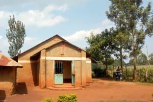 The Water Project: Munyanza Primary School -  Adjacent Church Sponsor