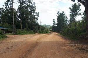 The Water Project: Ebutenje Primary School -  Road To The School