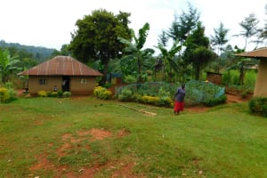The Water Project: Mukhunya Community, Mwore Spring -  Household