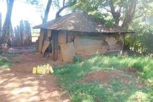 The Water Project: Friends School Mutaho Primary -  School Kitchen