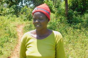 The Water Project: Ataku Community, Ngache Spring -  Irine