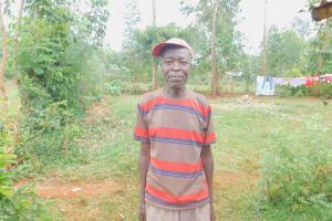 The Water Project: Busichula Community, Marko Spring -  Mr Mwalia