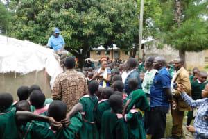 The Water Project: Mavusi Primary School -  Tank Care Training