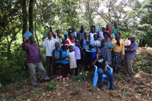 The Water Project: Shitirira Community, Peninah Spring -  Group Picture