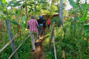 The Water Project: Koitabut Community, Henry Kichwen Spring -  Training