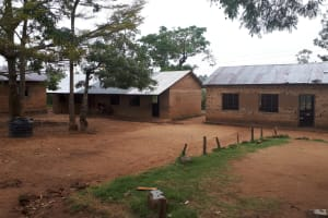 The Water Project: Ebutenje Primary School -  Plastic Barrel For Student Drinking Water