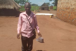 The Water Project: Katugo Community B -  Kamese Joseph