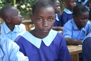The Water Project: Shihimba Primary School -  A Training Participant