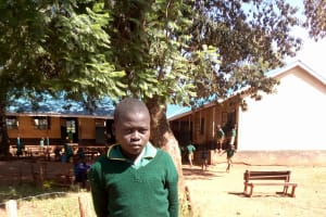 The Water Project: Friends School Mutaho Primary -  Micky Munambii