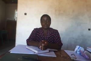 The Water Project: Musasa Secondary School -  School Principal